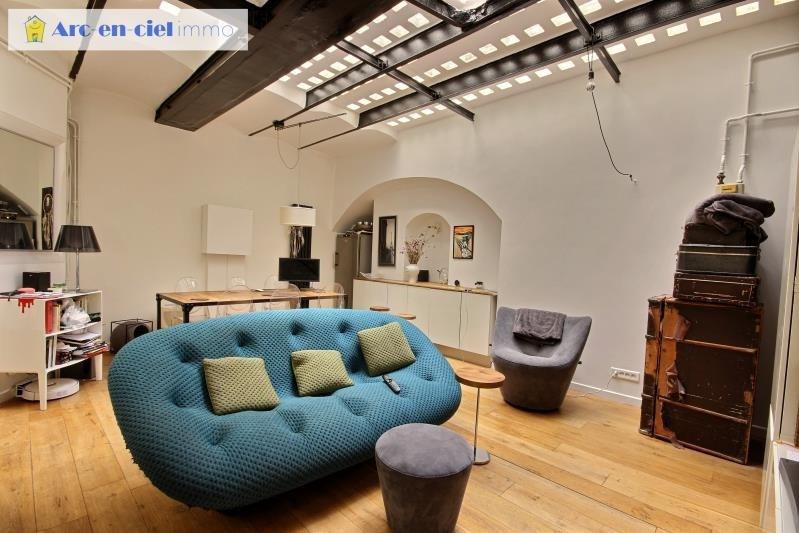 Revenda apartamento Paris 11ème 599000€ - Fotografia 2