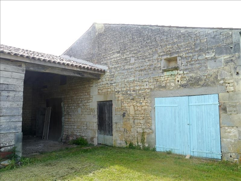 Sale house / villa Tesson 75 500€ - Picture 7