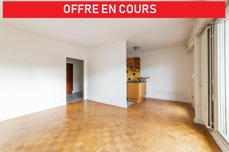 Vendita appartamento Paris 15ème 585000€ - Fotografia 1
