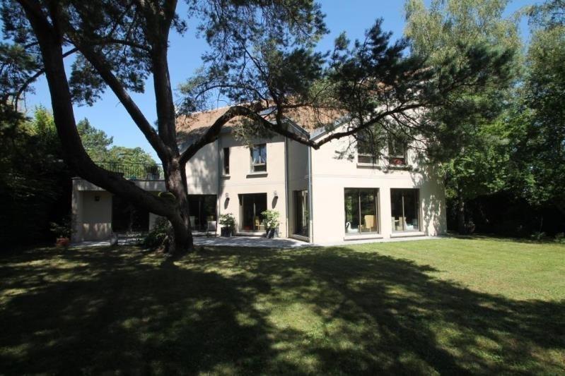 Sale house / villa Bois le roi 955000€ - Picture 1