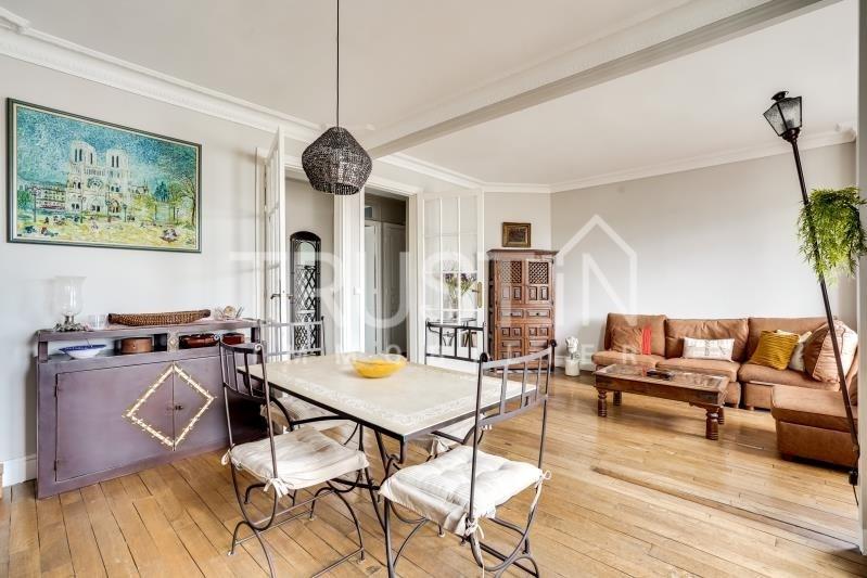 Vente appartement Paris 18ème 744000€ - Photo 3