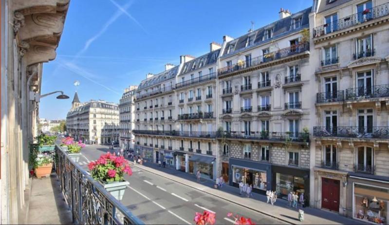 Vente de prestige appartement Paris 6ème 1740000€ - Photo 4