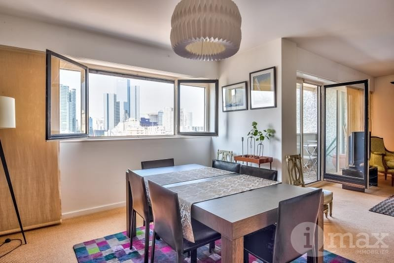 Sale apartment Courbevoie 540000€ - Picture 2