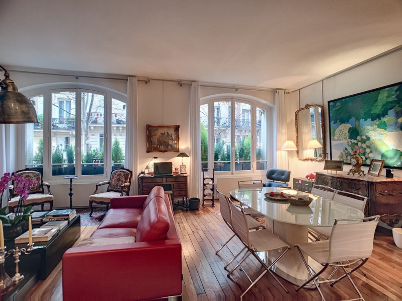 Deluxe sale apartment Paris 1er 1300000€ - Picture 2