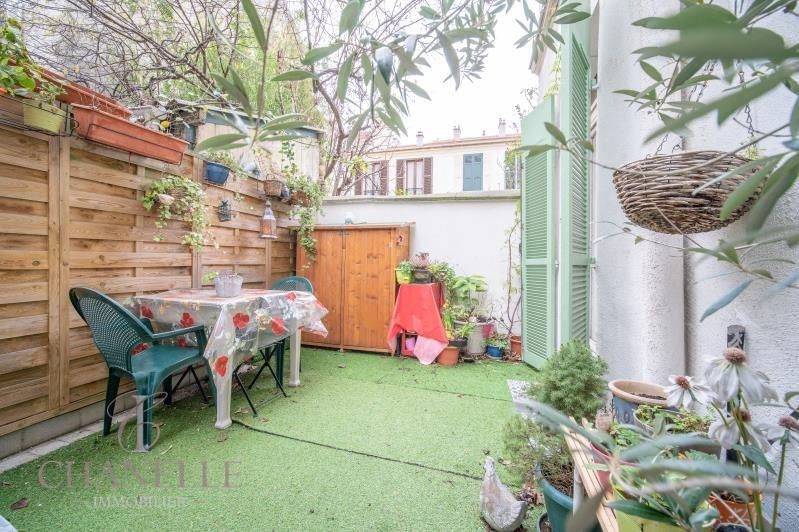 Sale apartment Vincennes 378000€ - Picture 2
