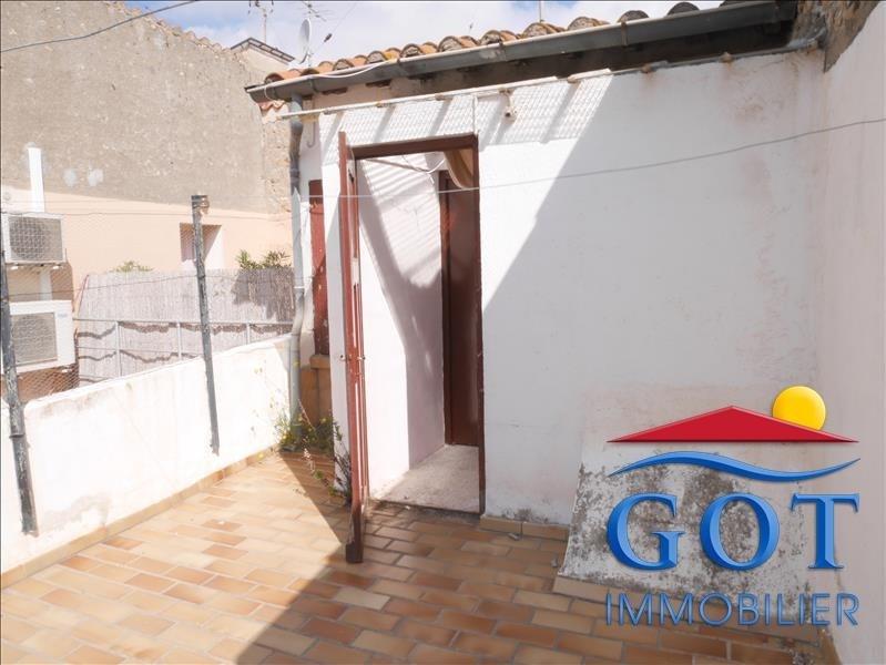 Vente maison / villa Rivesaltes 69000€ - Photo 2