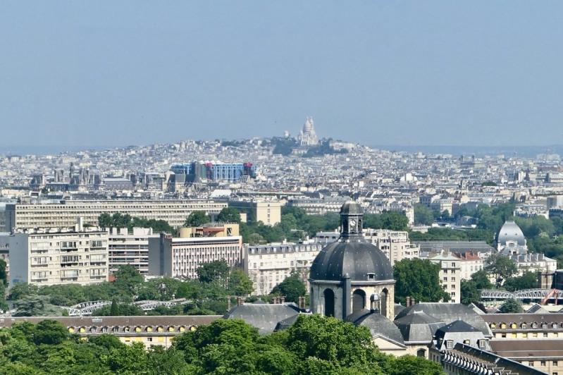 Vente appartement Paris 13ème 915000€ - Photo 1