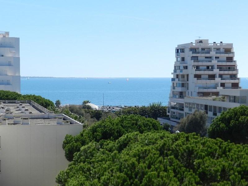 Vacation rental apartment La grande motte 390€ - Picture 6