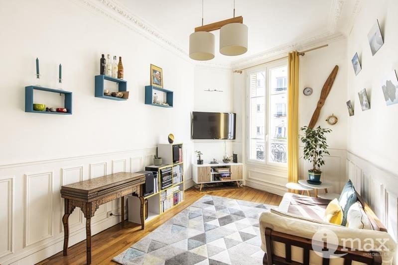 Sale apartment Asnieres sur seine 265000€ - Picture 1