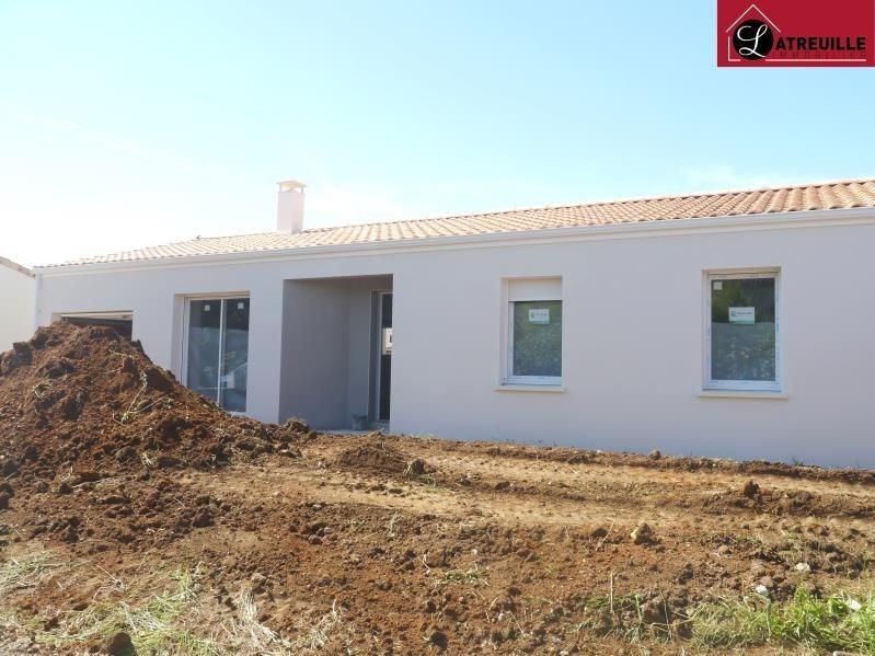 Vente maison / villa Gemozac 174000€ - Photo 1
