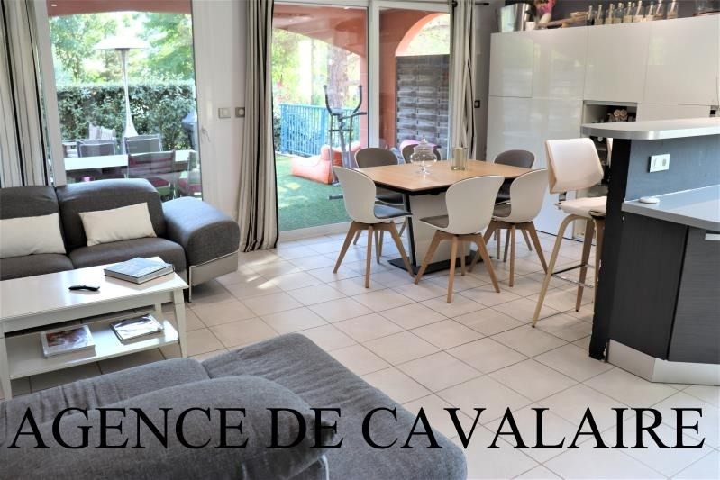 Sale apartment Cavalaire sur mer 369 000€ - Picture 1