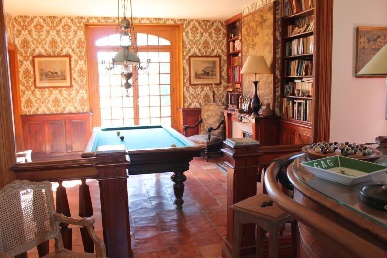Verkauf von luxusobjekt haus Langon 2617750€ - Fotografie 7