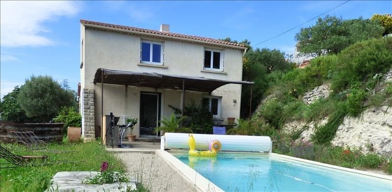 Sale house / villa Vacqueyras 295000€ - Picture 2