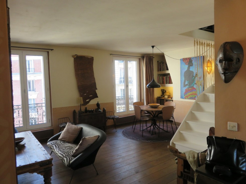 Sale apartment Paris 18ème 824 000€ - Picture 2