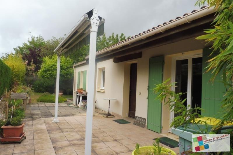 Sale house / villa Vaux sur mer 262500€ - Picture 1