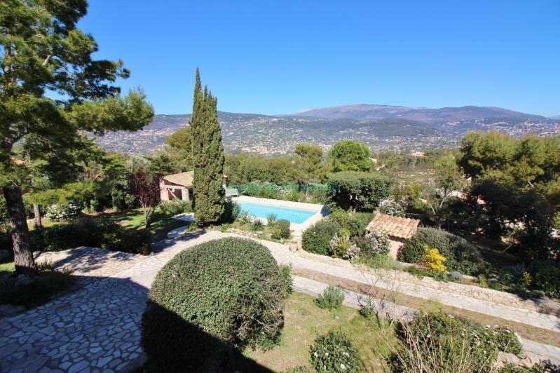 Vente de prestige maison / villa Peymeinade 625000€ - Photo 2