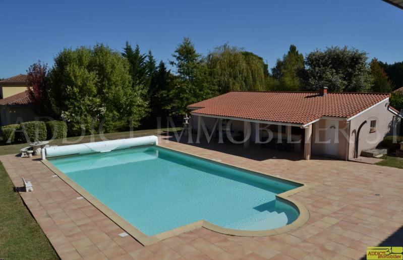 Vente maison / villa Pechbonnieu 514500€ - Photo 2