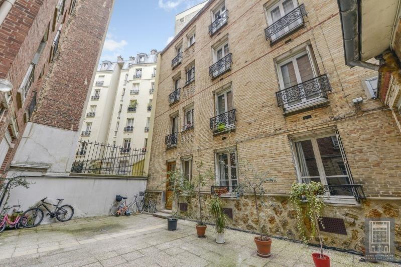 Sale apartment Paris 18ème 475000€ - Picture 4