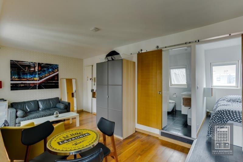 Vente appartement Paris 18ème 290000€ - Photo 3