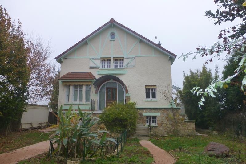 Revenda residencial de prestígio casa Villennes sur seine 950000€ - Fotografia 2