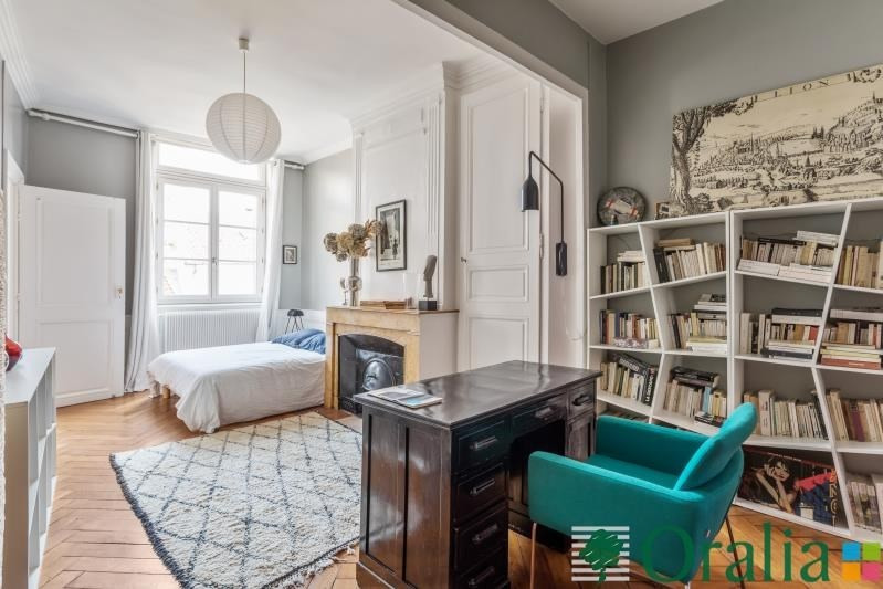 Vente de prestige appartement Lyon 2ème 798 000€ - Photo 4