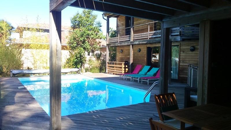 Vermietung von ferienwohnung haus Lacanau-ocean 785€ - Fotografie 2
