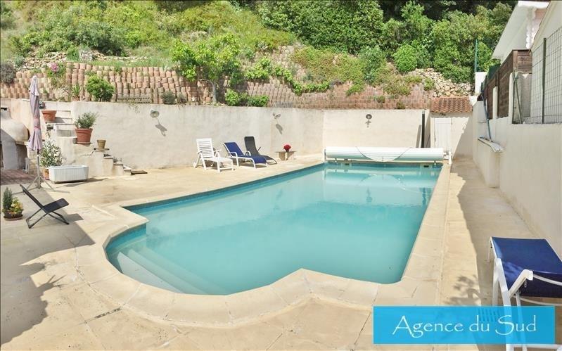 Vente maison / villa Roquevaire 439000€ - Photo 1