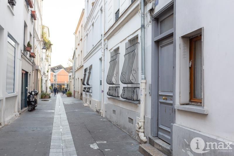 Vente appartement Paris 18ème 189000€ - Photo 5