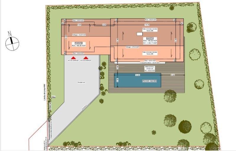 Venta de prestigio  casa Arbonne 1060000€ - Fotografía 2