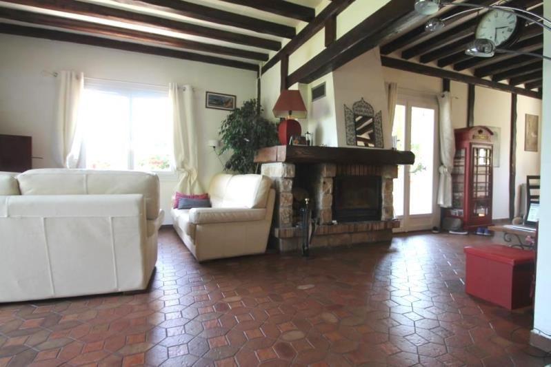 Vente maison / villa Bois le roi 595000€ - Photo 5