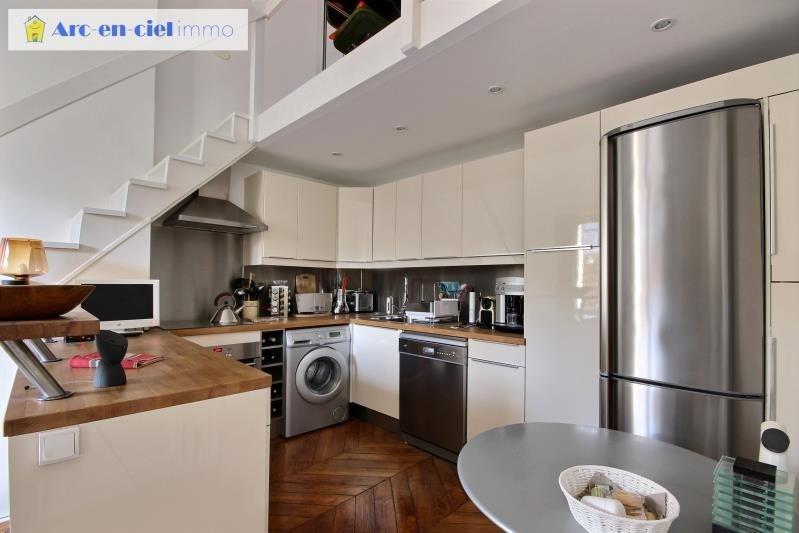 Vente de prestige appartement Paris 9ème 1090000€ - Photo 7