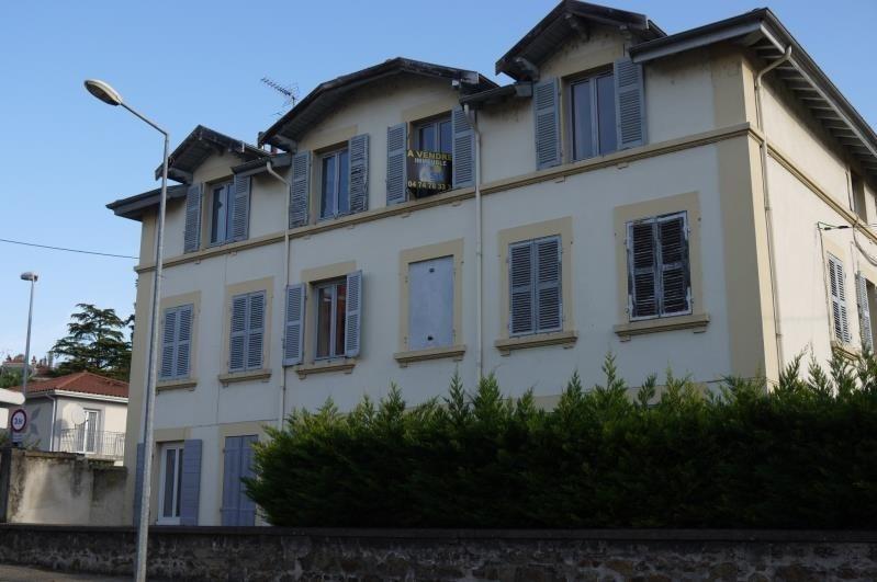 Produit d'investissement appartement Vienne 64000€ - Photo 1