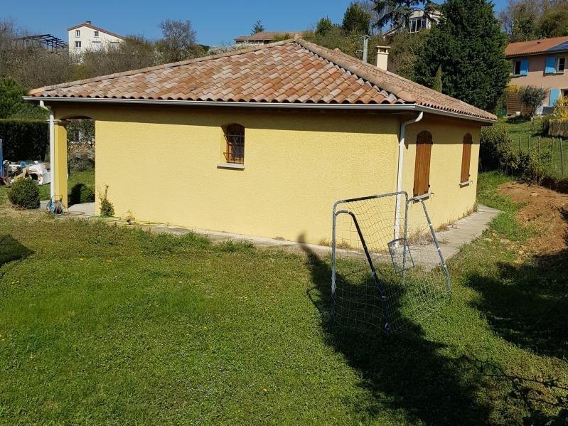 Sale house / villa Clonas sur vareze 270000€ - Picture 5