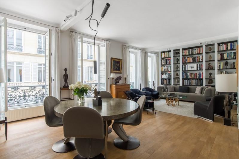 Deluxe sale apartment Paris 6ème 1850000€ - Picture 1
