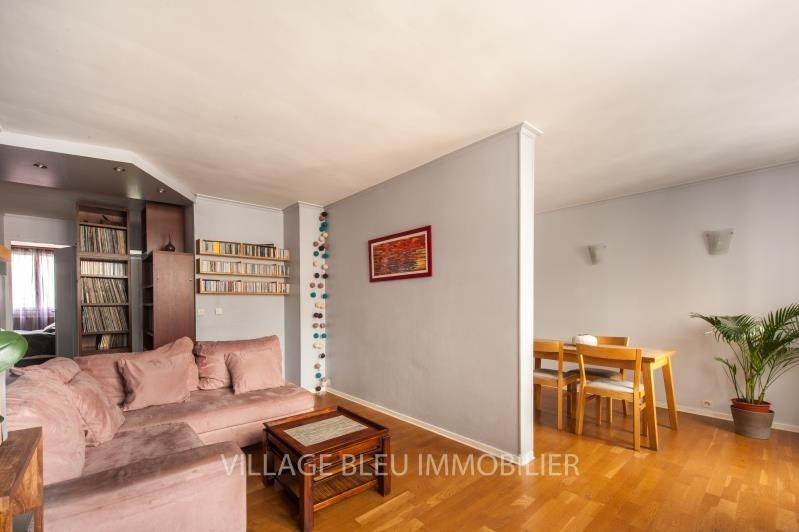 Vente appartement Asnieres sur seine 438 000€ - Photo 2