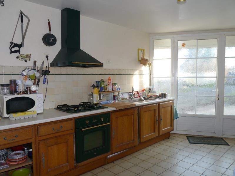 Sale house / villa Pons 117700€ - Picture 2