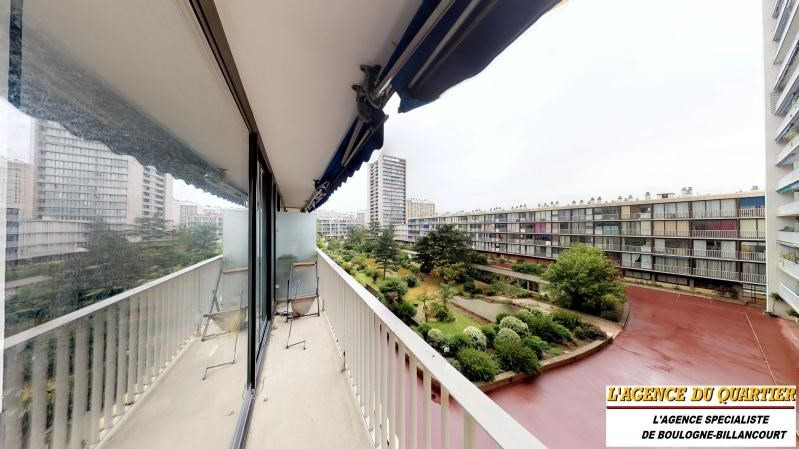 Sale apartment Boulogne billancourt 529 000€ - Picture 2