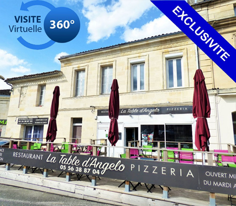 Investment property building Ambares et lagrave 376200€ - Picture 1