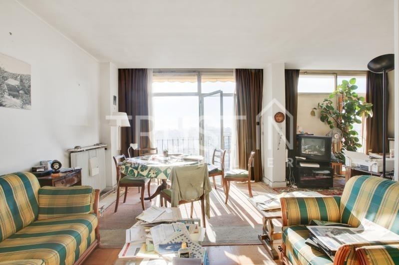 Vente appartement Paris 15ème 628000€ - Photo 3