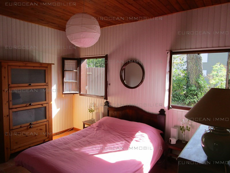Vacation rental house / villa Lacanau 545€ - Picture 4