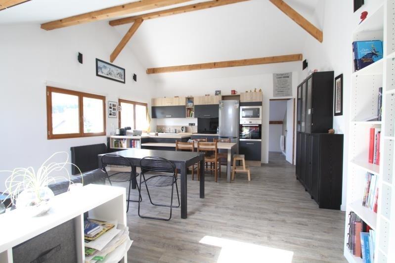 Rental apartment St jean d arvey 710€ CC - Picture 2