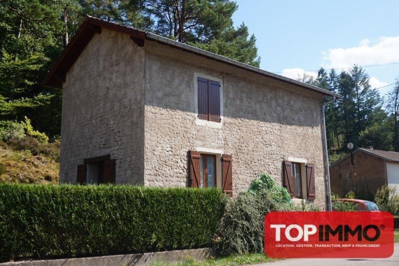 Sale house / villa Bertrichamps 99900€ - Picture 2