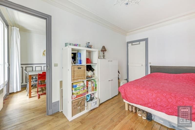 Sale apartment Paris 18ème 475000€ - Picture 6