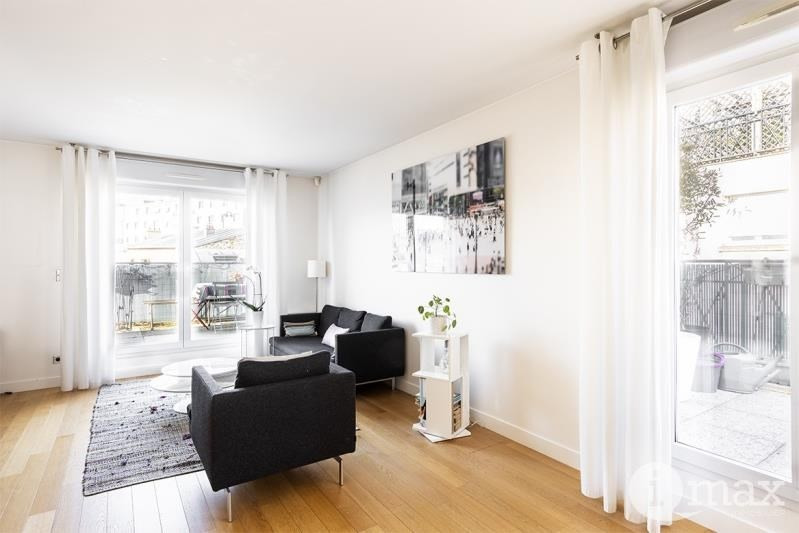 Sale apartment Asnieres sur seine 650 000€ - Picture 2