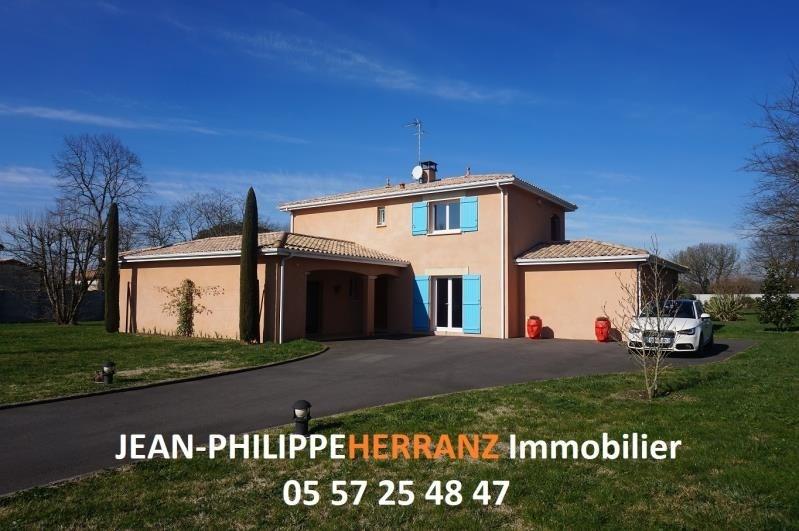 Sale house / villa Saint denis de pile 409000€ - Picture 1