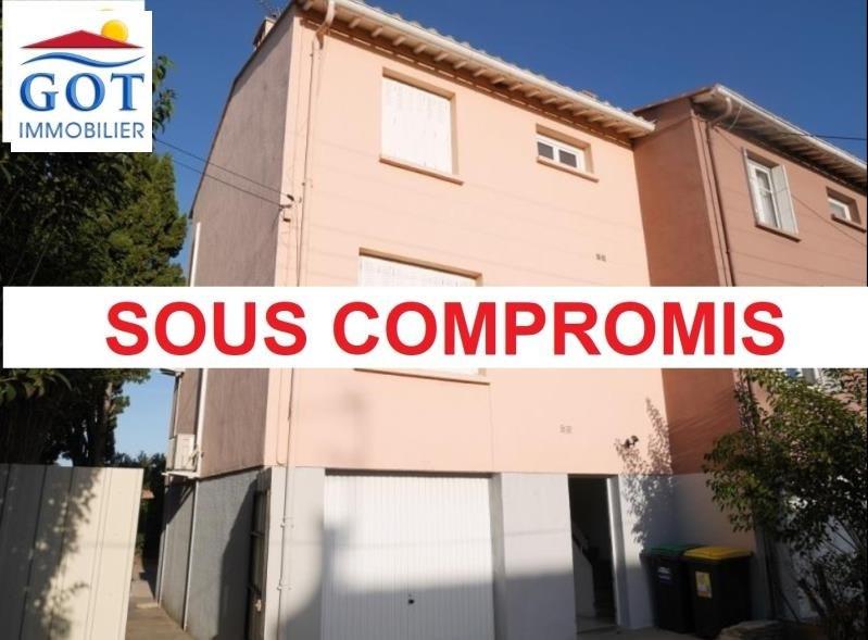 Sale house / villa Perpignan 151500€ - Picture 1