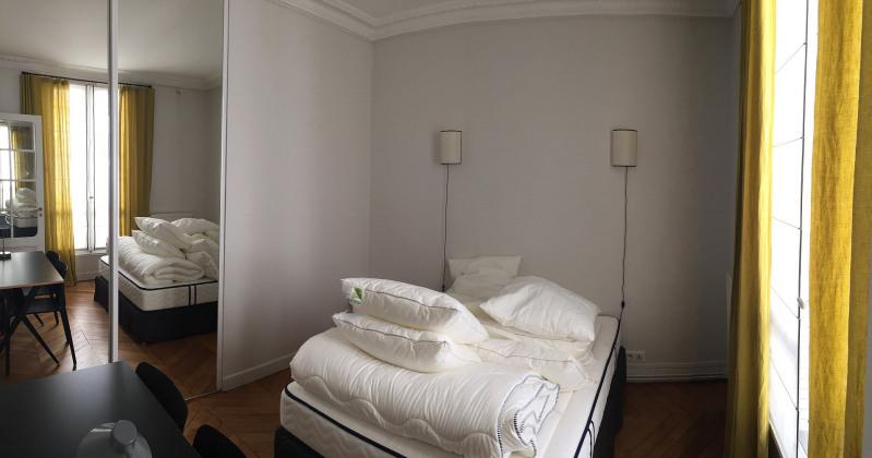 Rental apartment Paris 17ème 2700€ CC - Picture 5