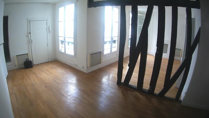 Sale apartment Paris 3ème 545 000€ - Picture 1