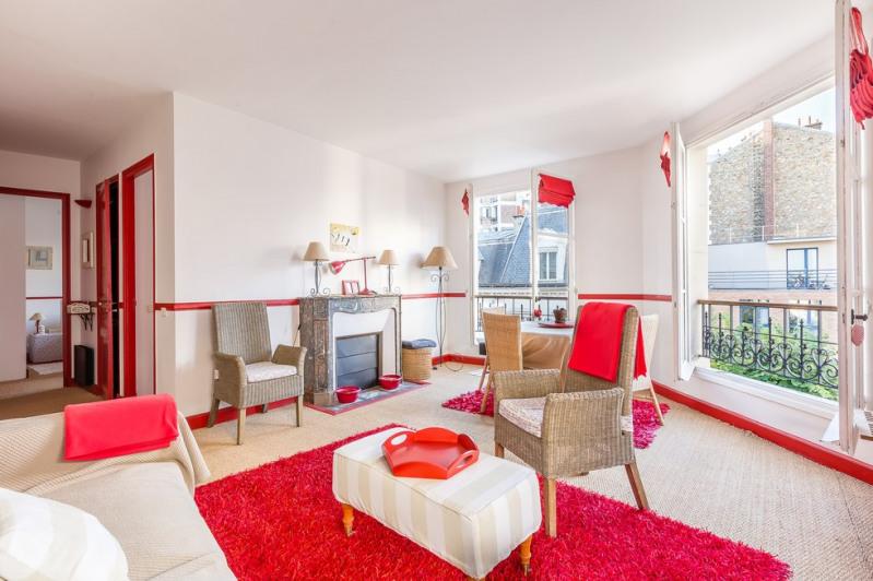 Vente appartement Paris 18ème 665000€ - Photo 1