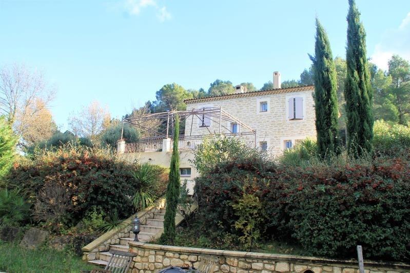 Vente de prestige maison / villa St zacharie 832000€ - Photo 1